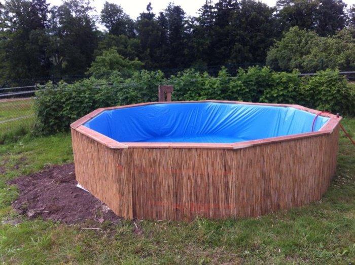 palette en piscine idee de genie