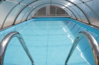 Combien coûte la réparation d'un abris de piscine ?